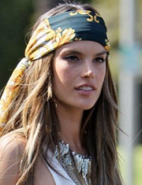 Celebrity stil dana: Alessandra Ambrosio
