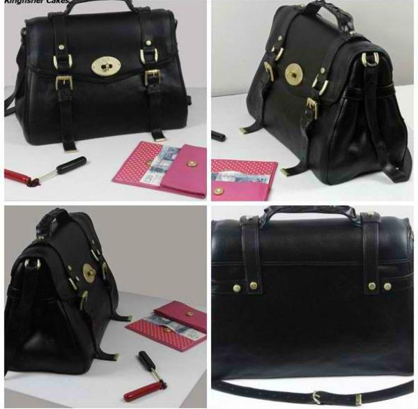 Crna torba Najbolje modne torte