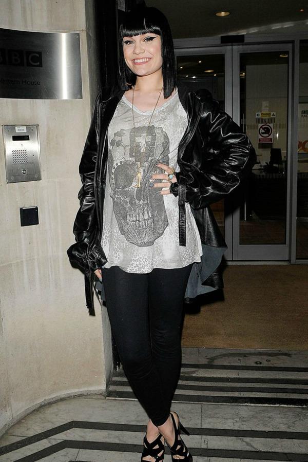 Džesi Džej 1 Street Style: Jessie J