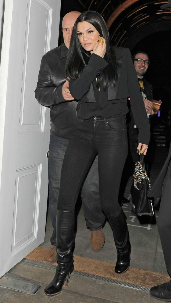 Džesi Džej 8 Street Style: Jessie J