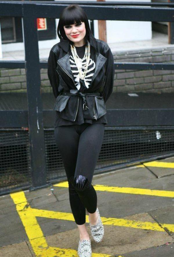 Džesi Džej 9 Street Style: Jessie J