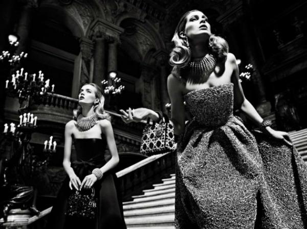 Diorove princeze u kreacijama iz jesenje kolekcije Modni zalogaj: Brend Dior donosi novu modnu bajku