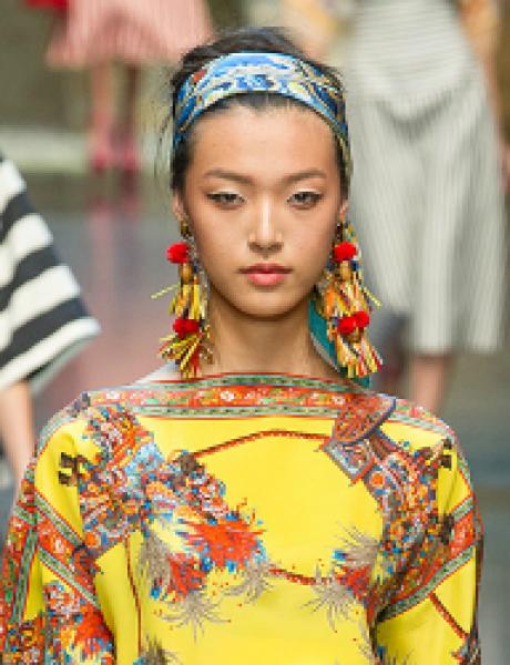 Beauty trend za proleće/leto 2013. godine: Podignuta kosa