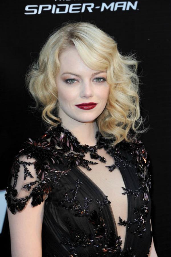 Ema Stoun 5 Beauty Moments: Najlepše frizure, Emma Stone