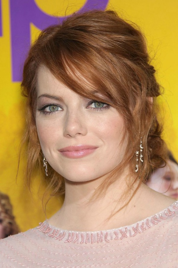 Ema Stoun 6 Beauty Moments: Najlepše frizure, Emma Stone