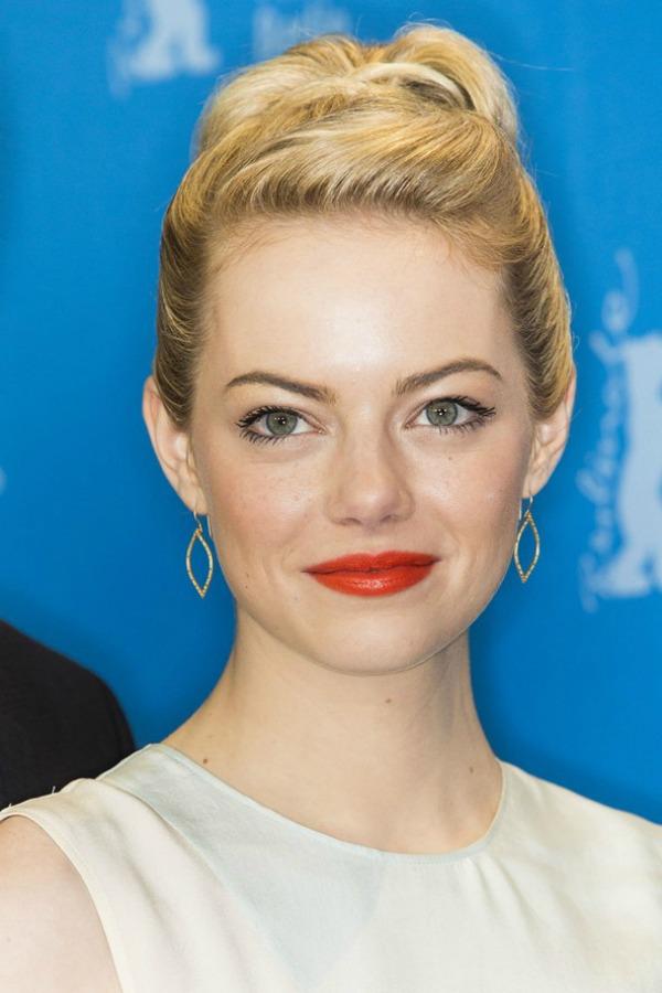 Ema Stoun 7 Beauty Moments: Najlepše frizure, Emma Stone