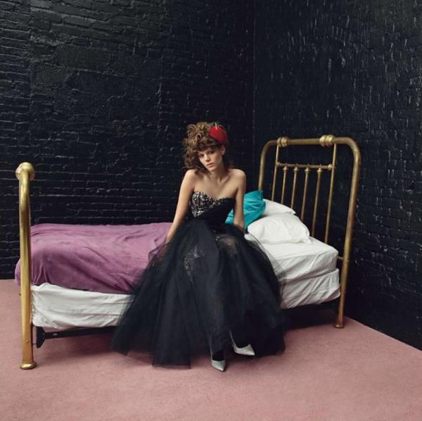 "FrejaBehaErichsenVogueParis4 May2013 ""Vogue Paris"": Sve čari visoke mode"
