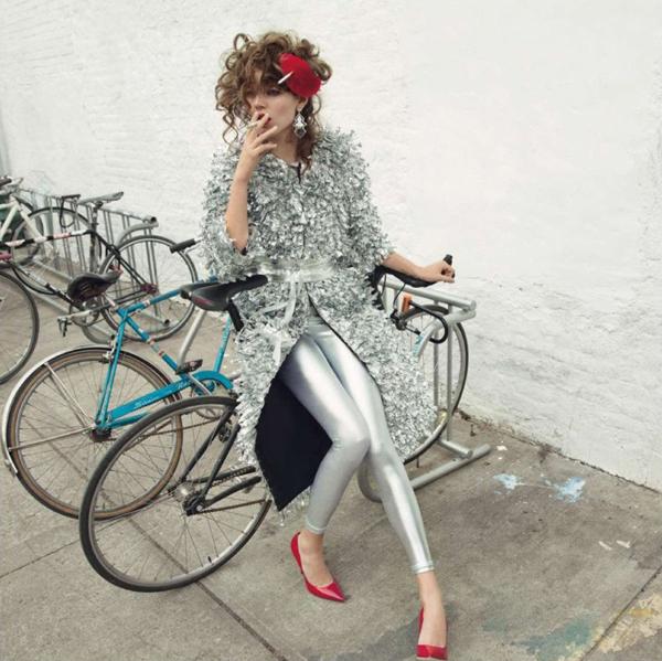 "FrejaBehaErichsenVogueParis8 May2013 ""Vogue Paris"": Sve čari visoke mode"
