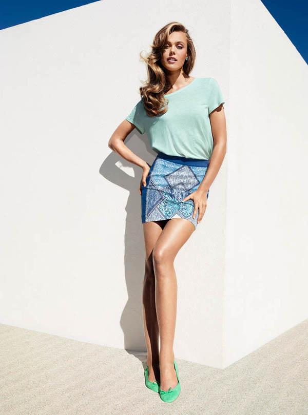 FridaHM3 H&M: Prolećni sjaj