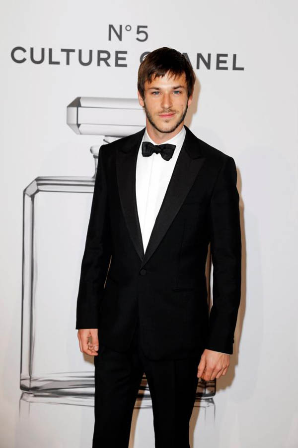 Gaspard Ulliel Izložba The N°5 Culture Chanel