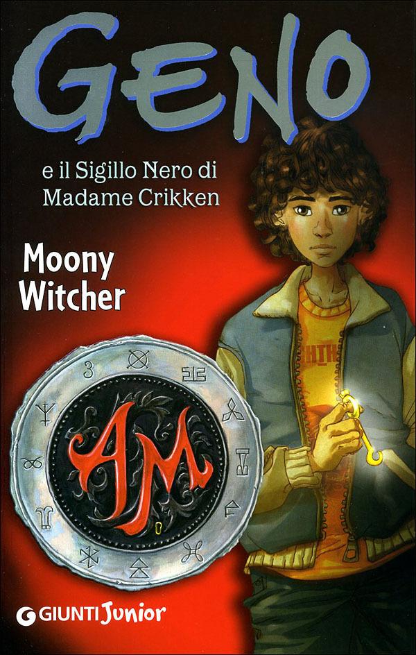 Geno e il Sigillo de Nero di Madame Crikken Moony Witcher: Najmesečastija veštica na svetu (2. deo)