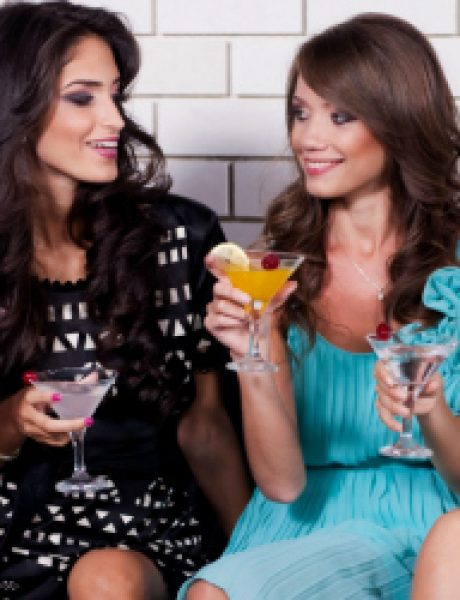Kako piju prave dame
