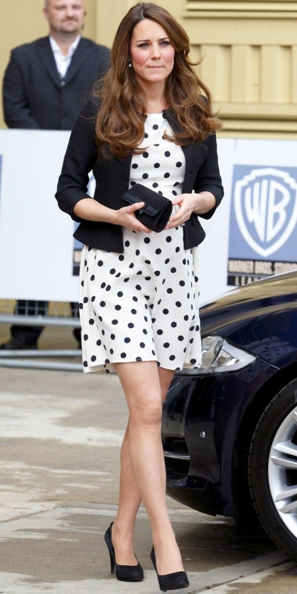 Kate Middleton Celebrity stil dana: Kate Middleton
