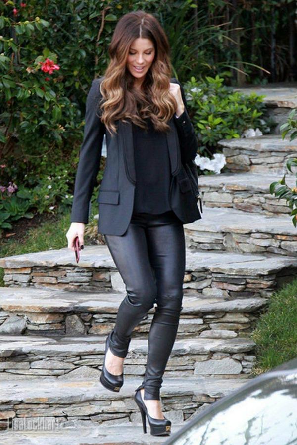 Kejt Bekinsejl 1 Street Style: Kate Beckinsale