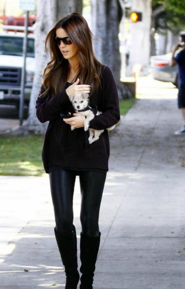 Kejt Bekinsejl 2 Street Style: Kate Beckinsale