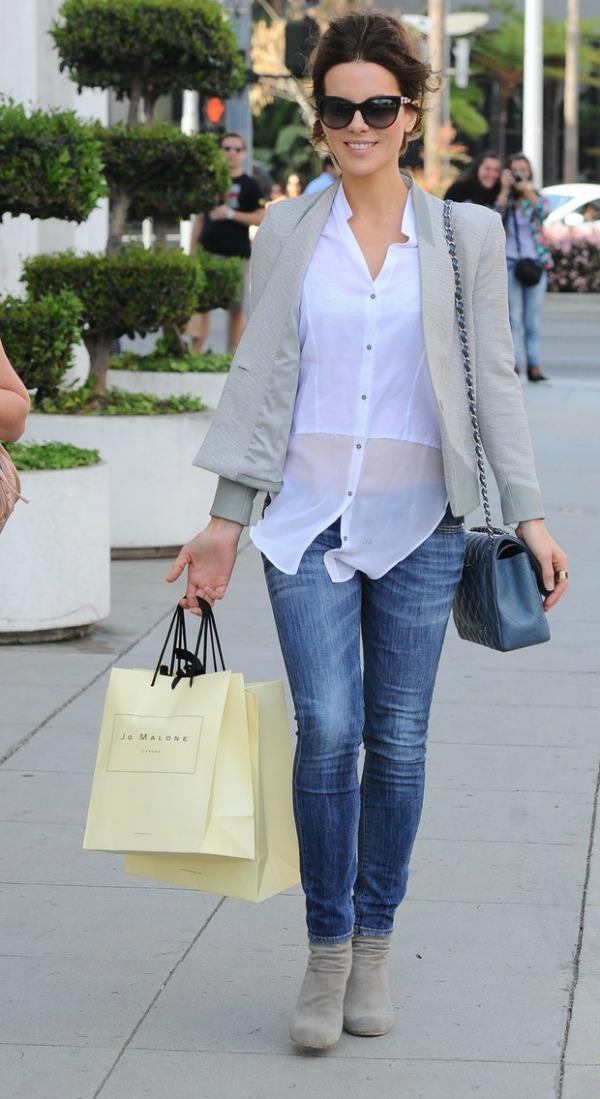 Kejt Bekinsejl 6 Street Style: Kate Beckinsale