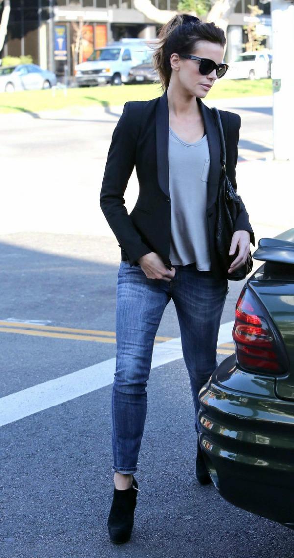 Kejt Bekinsejl 8 Street Style: Kate Beckinsale
