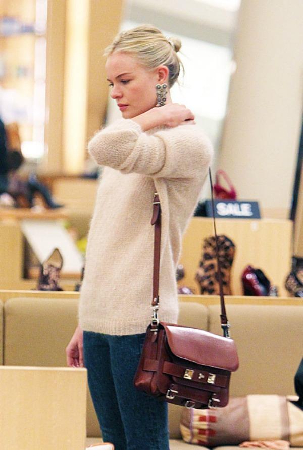 Kejt Bosvort Proenza Schouler PS11 Sve torbe: Kate Bosworth