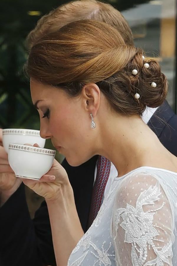 Kejt Midlton 9 Beauty Moments: Najlepše frizure, Kate Middleton