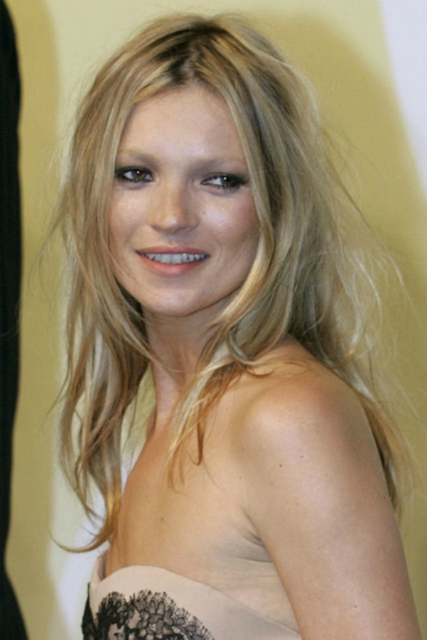 Kejt Mos 1 Beauty Moments: Najlepše frizure, Kate Moss