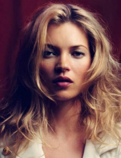 Beauty Moments: Najlepše frizure, Kate Moss