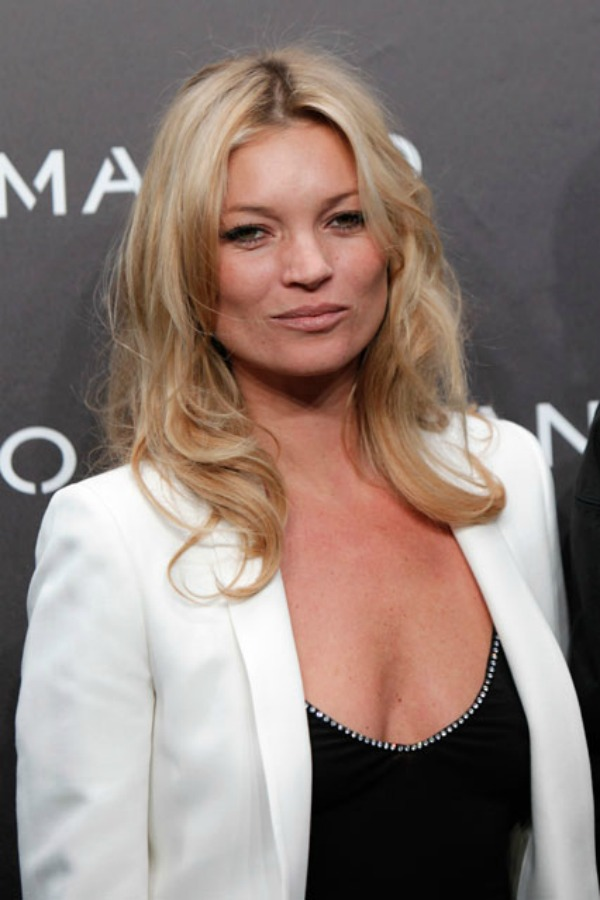 Kejt Mos 5 Beauty Moments: Najlepše frizure, Kate Moss