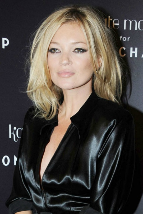 Kejt Mos 8 Beauty Moments: Najlepše frizure, Kate Moss