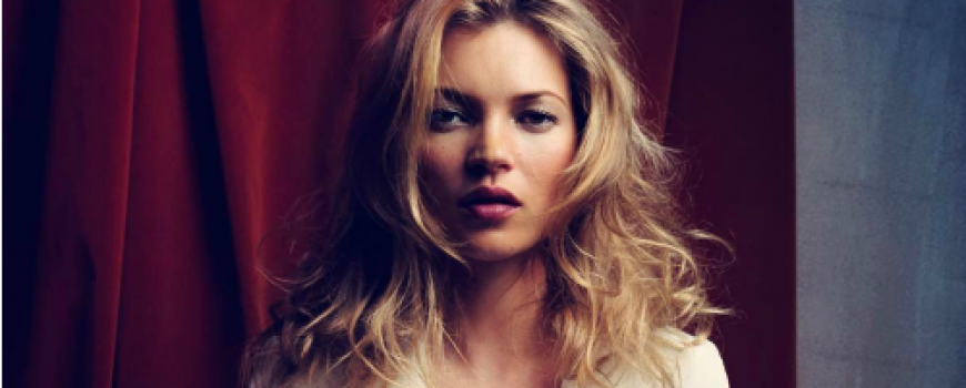 Beauty Moments: Najlepše frizure, Kate Moss