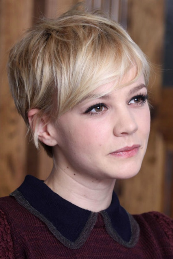 Keri Maligan 2 Beauty Moments: Najlepše frizure, Carey Mulligan