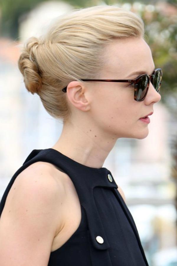 Keri Maligan 7 Beauty Moments: Najlepše frizure, Carey Mulligan