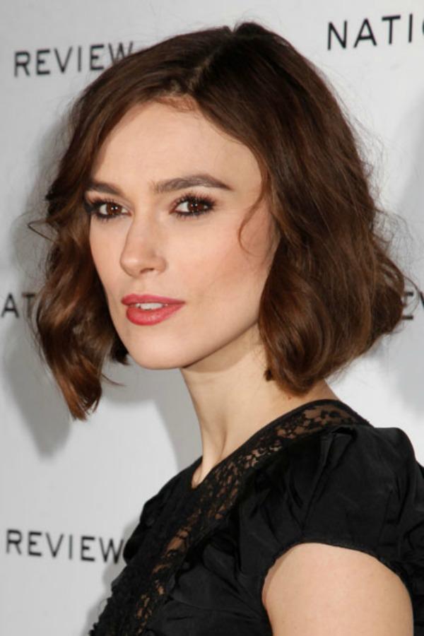 Kira Najtli 10 Beauty Moments: Najlepše frizure, Keira Knightley