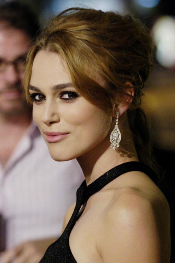Kira Najtli 3 Beauty Moments: Najlepše frizure, Keira Knightley