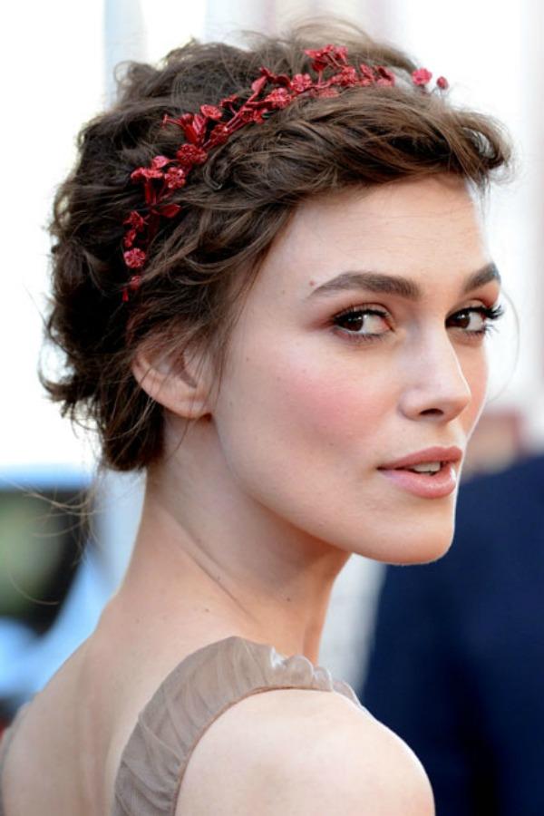Kira Najtli 5 Beauty Moments: Najlepše frizure, Keira Knightley
