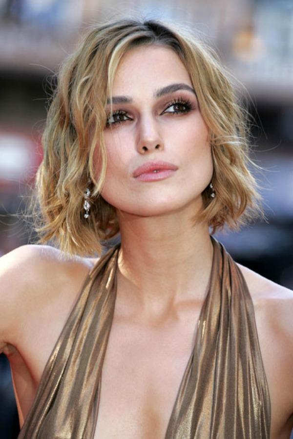 Kira Najtli 7 Beauty Moments: Najlepše frizure, Keira Knightley