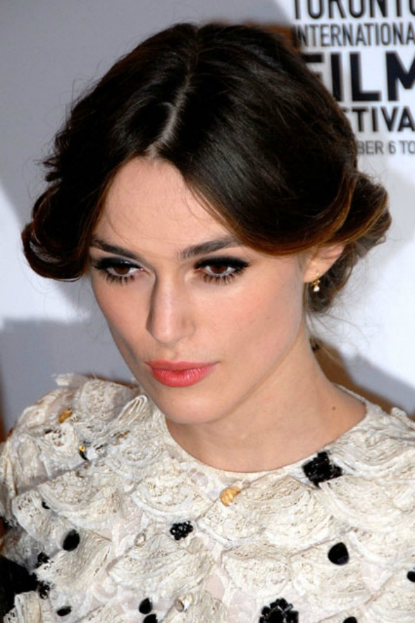Kira Najtli 8 Beauty Moments: Najlepše frizure, Keira Knightley