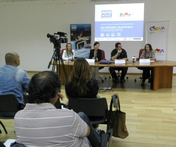 Konferencija SAE i TOS SAE Talenti 2013: Kreativni ljudi iz mog grada