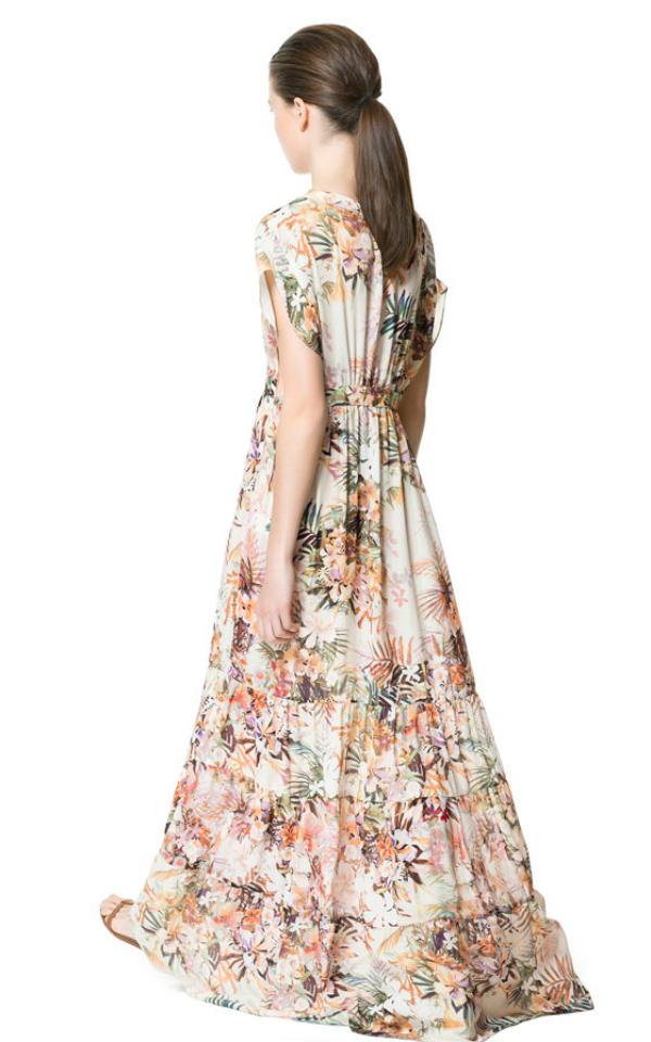 Leđa Top 10 najlepših dugačkih haljina za tople mesece