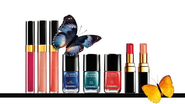 Ljeto 2013. Chanel: Topli meseci u znaku leptira