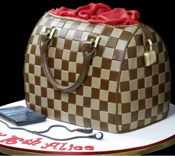 Louis Vuitton torta Najbolje modne torte