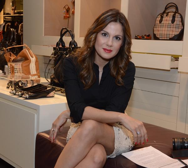 Maja Nikolic Live Vip Fashion Shopping Night