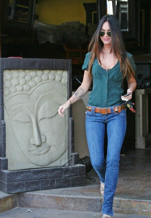 Megan Foks 10 Street Style: Megan Fox
