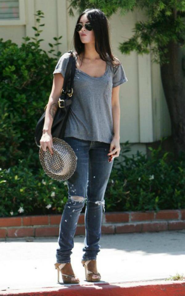 Megan Foks 4 Street Style: Megan Fox