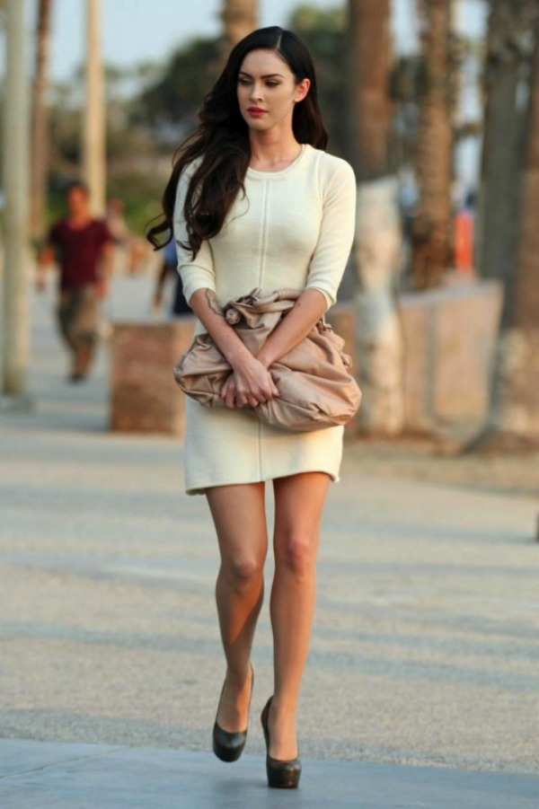 Megan Foks 6 Street Style: Megan Fox