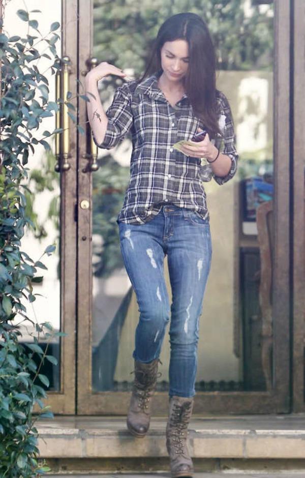 Megan Foks 8 Street Style: Megan Fox