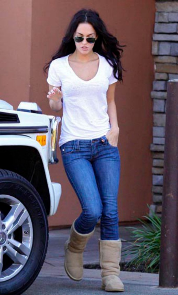 Megan Foks 9 Street Style: Megan Fox