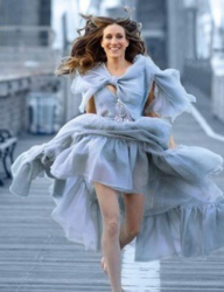 Moda na naslovnici: New York State of Mind, Sarah Jessica Parker