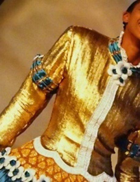 Moda na naslovnici: Viva, Naomi!