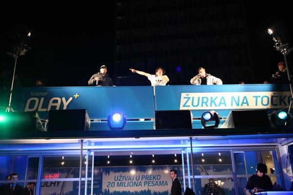 Nastup Bad Copy na Telenor Play zurci na tockovima u Nisu Telenor Play žurka na točkovima stiže u Beograd i Novi Sad!
