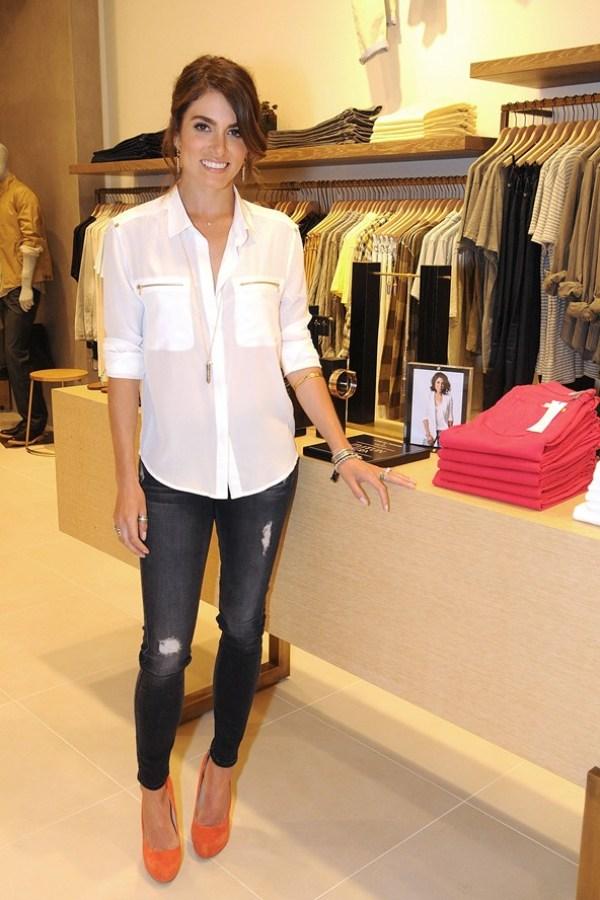 Nikki Reed Celebrity stil dana: Nikki Reed