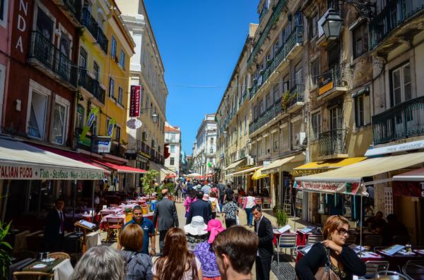 Nikon Coolpix A 2 Ja sam u Lisabonu